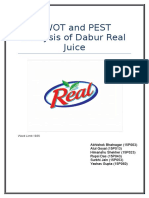 Group 3 Marketingproject Dabur RealJuice SectionA