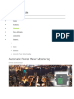 Automatic Power Metering