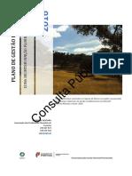 Plano de Gestão Florestal da ZIF Baixo Sorraia - Consulta pública