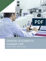 SIMATIC-IOT I2c led (v1.0)