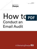 AuditTutorial How to Conduct Email Audit