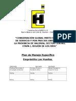 PME Emprestito Las Huellas
