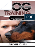 Dog Training by Archie Jones