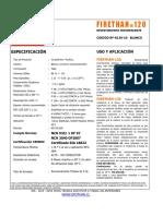 Ft Fr 8120 Firethan 120