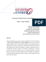 Cargos e Salarios - Faculdade