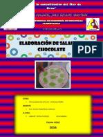 Elaboracion de Caramelos