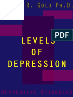 Levels of Depression - Jerold r Gold Ph d