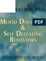 Mood Disorders and Self-Defeating Behavior - Rebecca Curtis Ph d