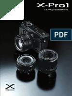 Brochure X-Pro1 01