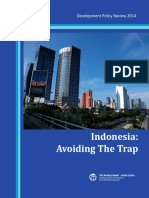 Indonesia Development Policy Review 2014 English