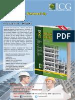 Reglamentos Nacional de Edificaciones