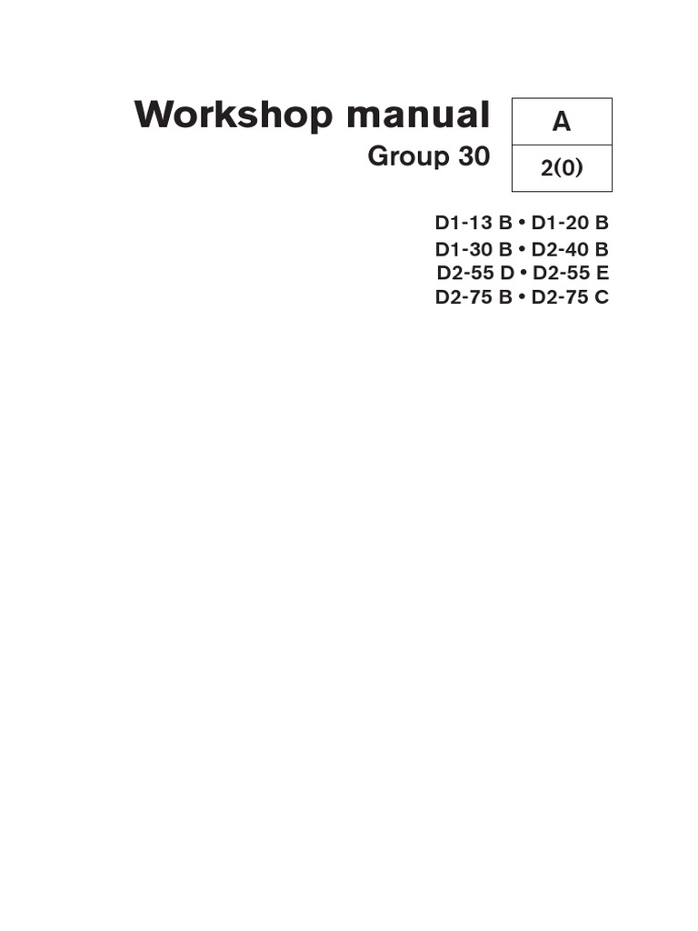 workshop manual d1 d2 electrical connector battery electricity rh scribd com Ford Workshop Manuals Professional Workshop Manuals