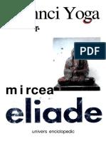 Tehnici Yoga - Mircea Eliade