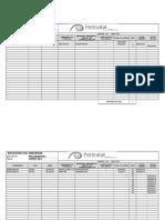 Formato Registro y Dispensacion de Insumos