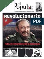 El Popular 374 Órgano de Prensa Oficial del Partido Comunista de Uruguay