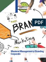Broşura Masteratului de Management Şi Branding Corporativ