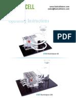 Electrolyser Operating Manual