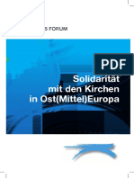 Broschüre 25 Jahre Pastorales Forum