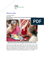 SSA Women in India