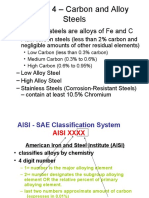 CH 4 CarbonandAlloySteels