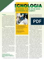 biotecnilogia equinos