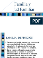 3 Familia y Salud Familiar