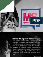 Monica Sagad Portfolio 2016