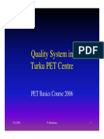 17 Rautiainen Quality System in Turku PET Centre