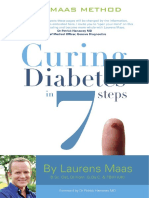 Curing Diabetes in 7 Steps Cribbed