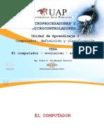 Semana 1 - El computador - Arquitectura.pdf