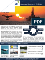 Vestera Geospatial Oil & Gas Services