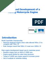 RS_Petronas FP1 Engine Development