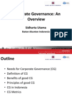 1. CA Corporate Governance Intro