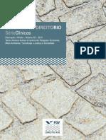 Cadernos FGV Direito Rio - Série Clínicas - Volume 2 - Amicus Curiae