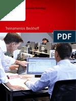 BECKHOFF-Treinamentos (2016)