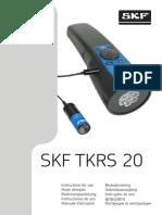 TKRS 20 Manual