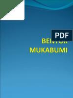 BENTUK MUKABUMI