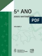 Jogos Matematicos 5 Ano 3 e 4 Bim 02-10-2013