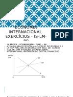 Exercícios is LM BP Gabarito