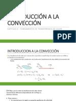 Transferencia de Calor II – Introducción a La Convección