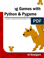 Making Games With Python & Pyga - Al Sweigart