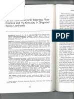 On the Inter-relationship Between Fiber Fracture and Ply Cracking in Graphite_Epoxy Laminates