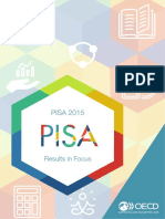 Pisa 2015 Results in Focus