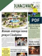 Jornal Folha Do Vale ED 150