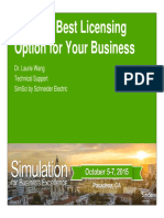 Find the Best Licensing Option for Your Business - Wang