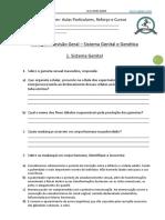 Biologia - Revisão - Sistema Genital e Genética