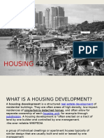HOUSING 423 Agencies