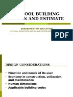 Design and Estimate 2007