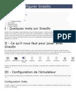 Comment Configurer Snes9x