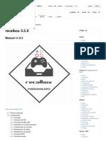 Manual (PT) · Recalbox_recalbox-os Wiki · GitHub